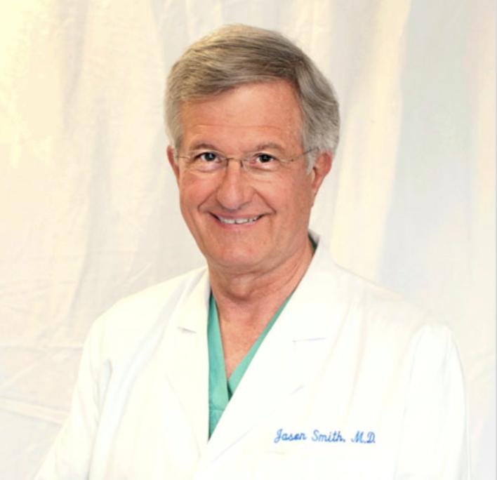 Jason V. Smith, M.D., FACS headshot